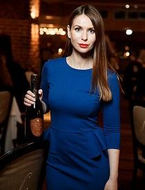 сомелье Le RestaurantАрина Герасимова