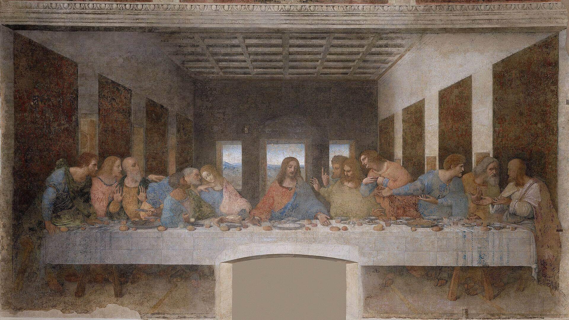 Археологи узнали, какое вино пил Иисус во время Тайной Вечери