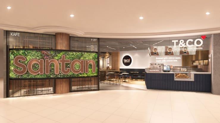 В Малайзии открыли ресторан с самолетной едой
