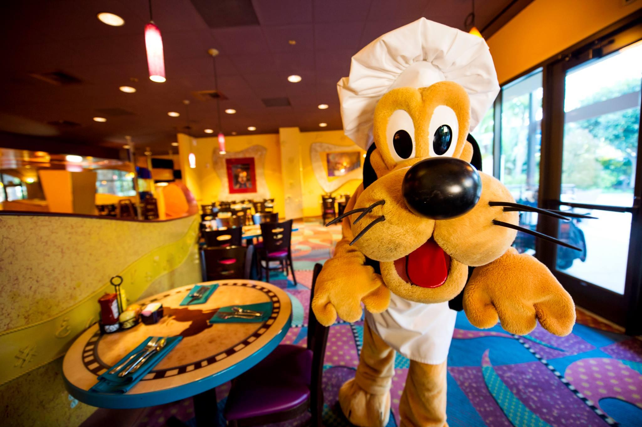 В меню Disneyland появится 400 вегетарианских блюд