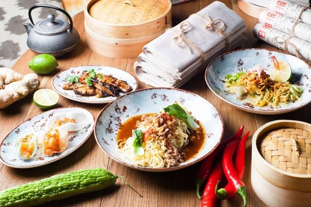 Недели сычуаньской кухни в «Ходя Ходя»