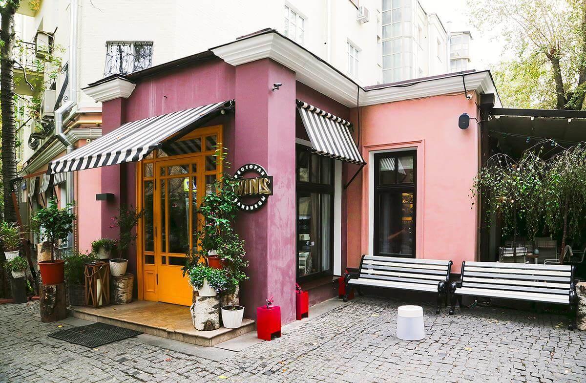 Twins и «Честная кухня» вошли в 100 лучших ресторанов мира
