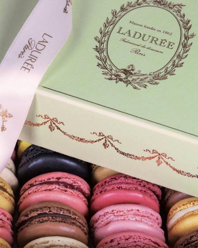 В Москве откроется французская кондитерская Ladurée
