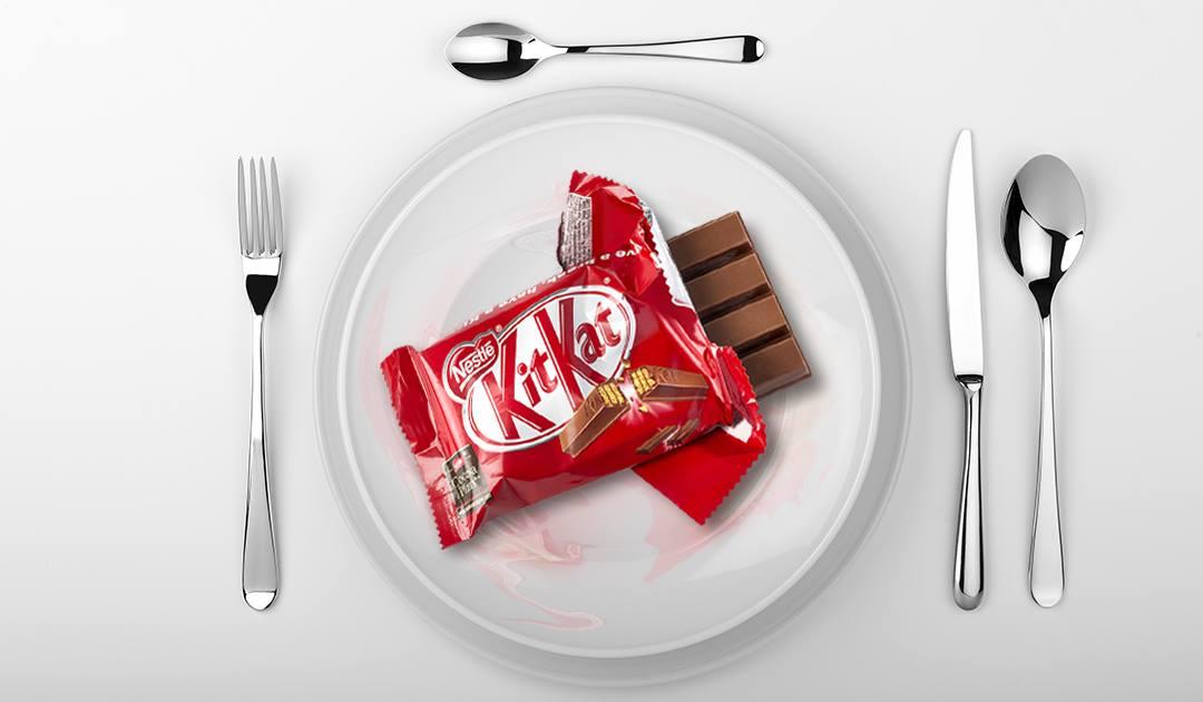 Nestle нашла инновационный способ уменьшения количества сахара в шоколаде