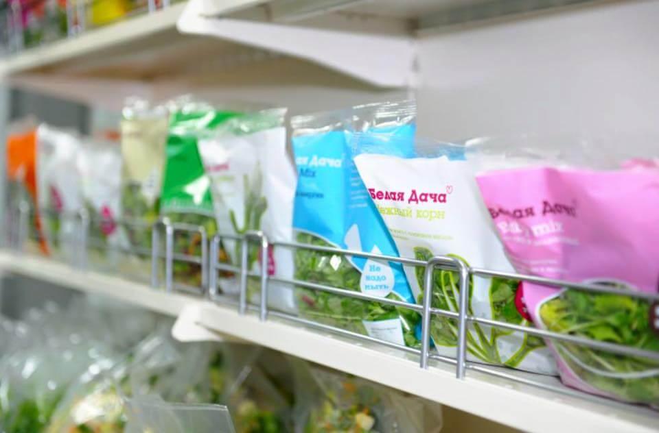 «Белая дача» начнет выращивать салат в Крыму вместо Турции