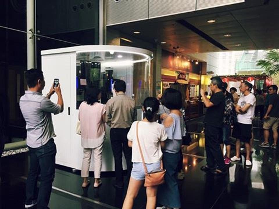 В США открылась первая роботизированная кофейня