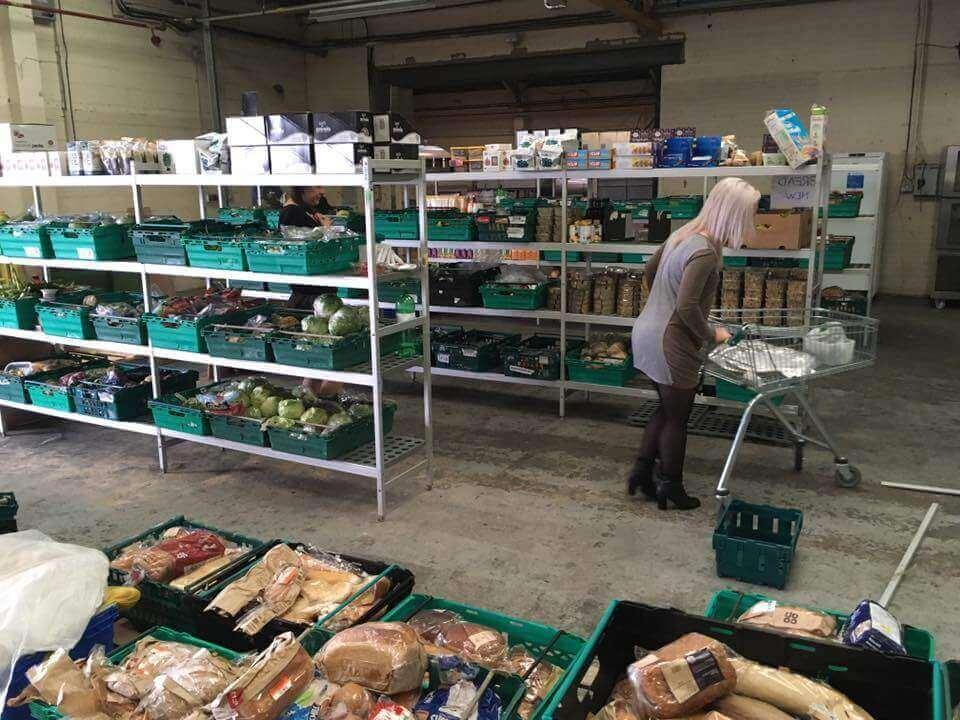 В Великобритании открыли супермаркет с пищевыми отходами