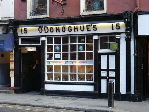 На месте «Малевича» на Новокузнецкой откроется паб O'Donoghue's