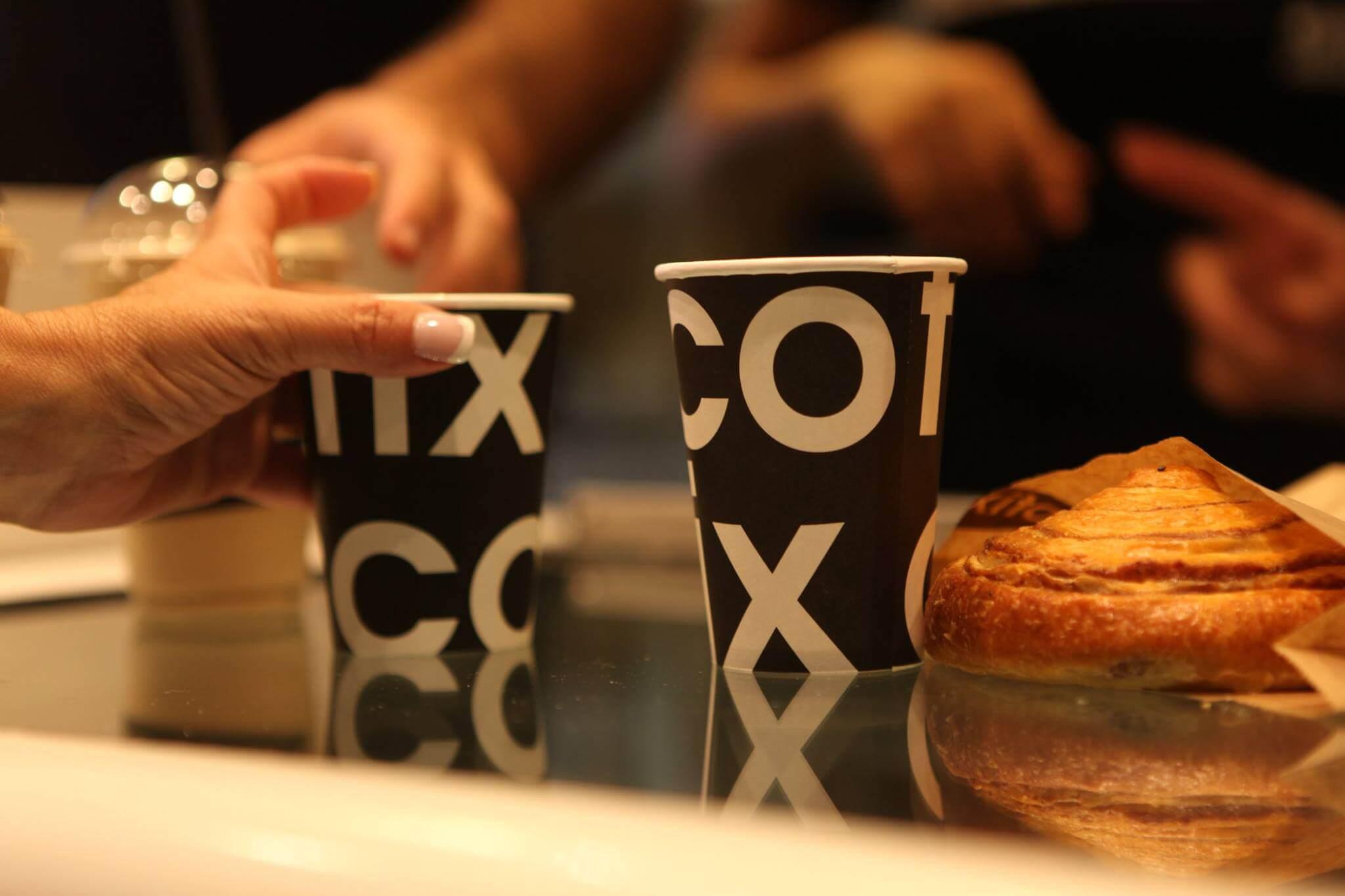 В России запустили израильскую сеть кофеен Cofix