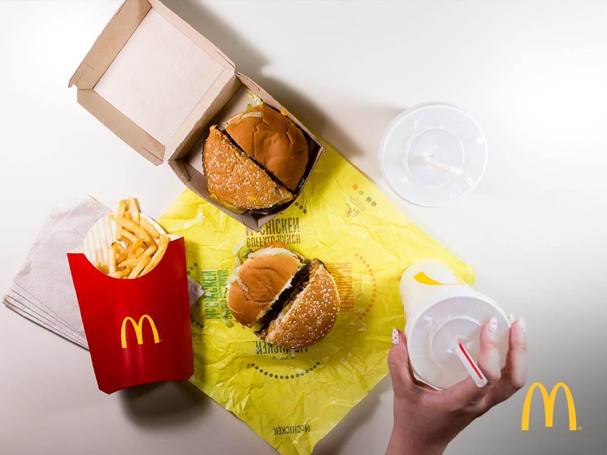 В Макдоналдсе появятся официанты
