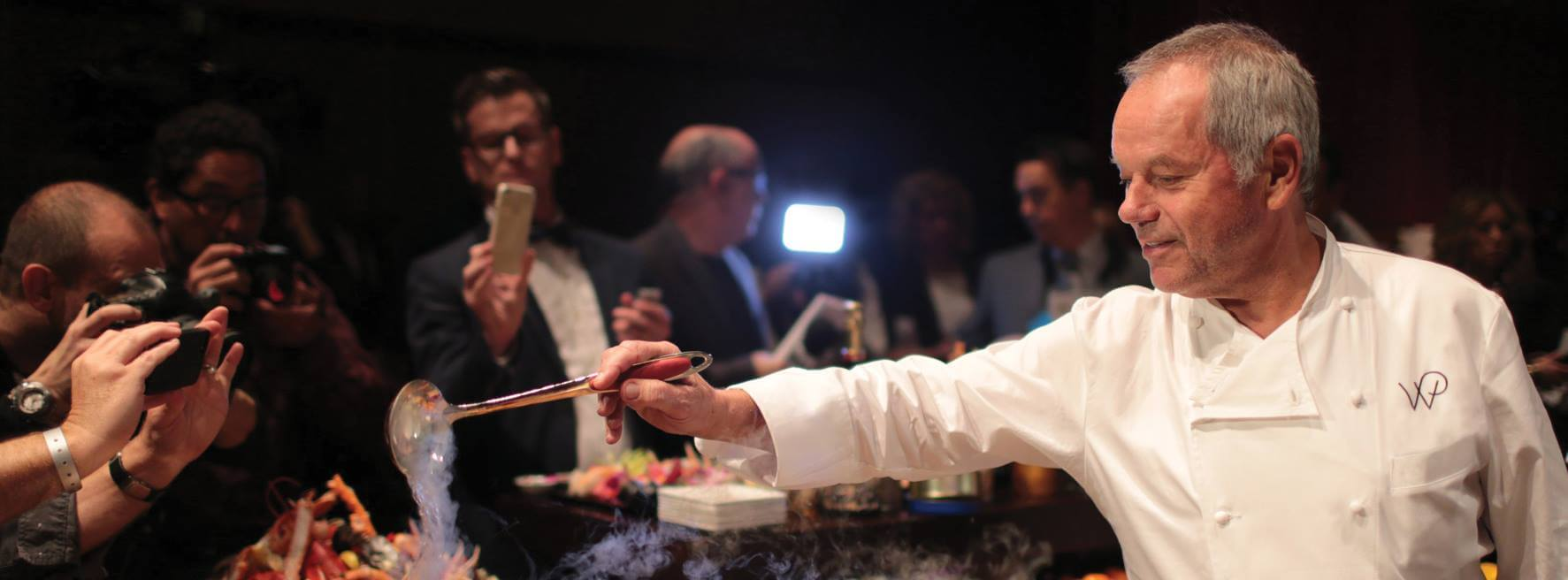 Вольфанг Пак озвучил меню для вечеринки в честь Оскара-2017