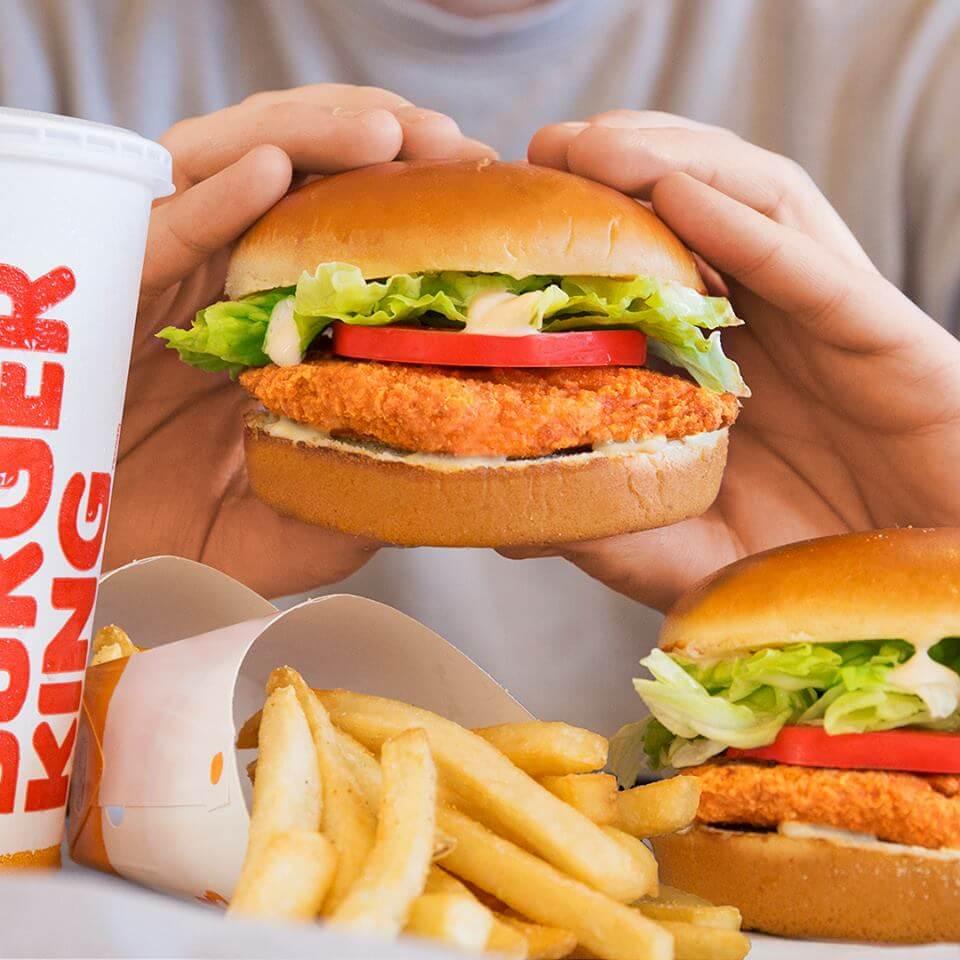 Бургер Кинг ждут проверки из-за подозрений в сборе персональных данных
