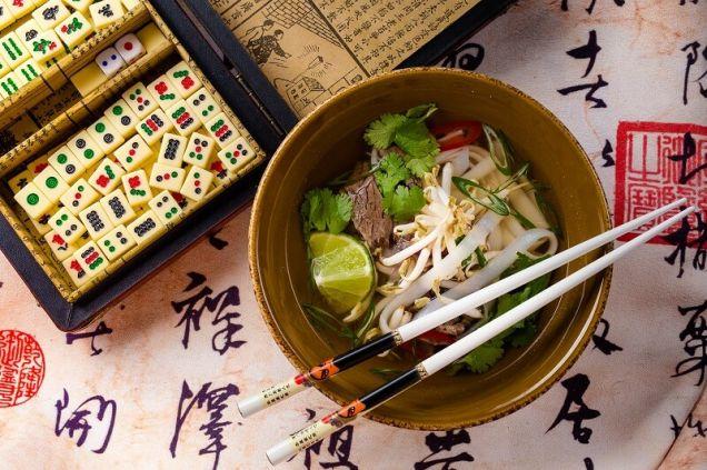 Mahjong: чайные церемонии и бесплатные игры