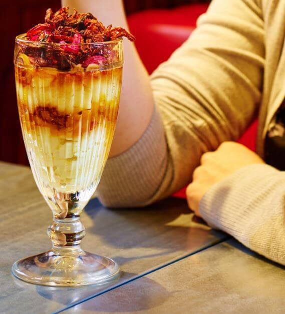 В TGI Fridays придумали мороженое со вкусом бекона