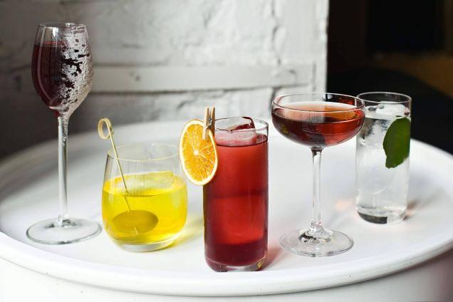 Гастроли Salute Bar в Margarita Bistro