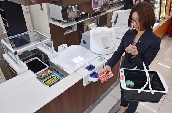 В Японии запустили магазины без продавцов