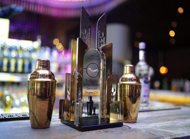 Бармен отеля La Griffe в Риме победил на Beluga Signature 2018
