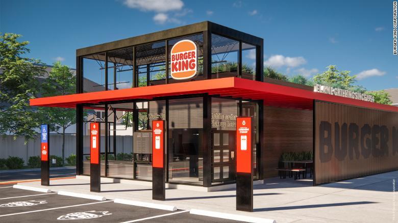 Burger King решил вернуть старый логотип сети