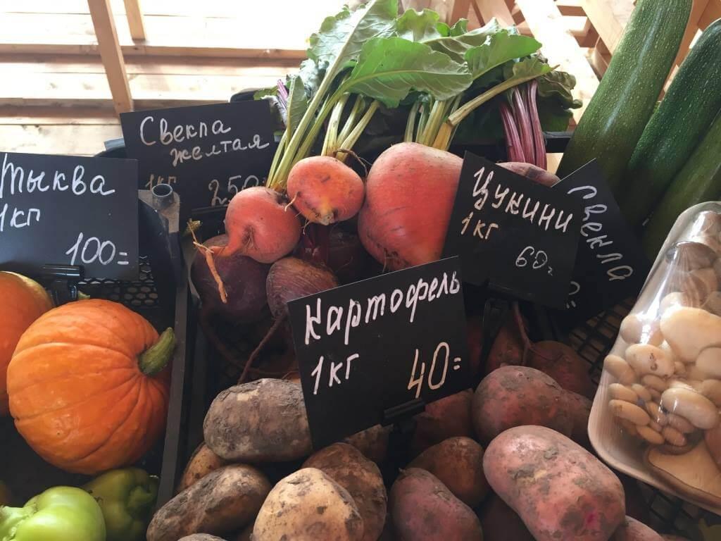 «ЛавкаЛавка» будет поставлять овощи Unilever