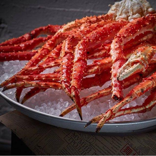 Моллюсков есть! Обзор московский ресторанов с морепродуктами