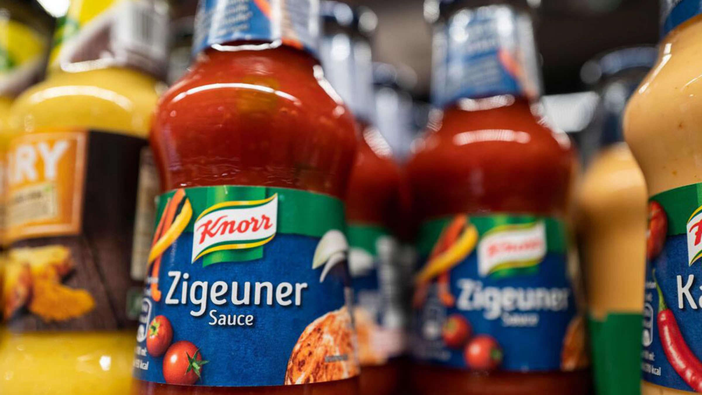 Knorr переименует «Цыганский соус» из-за обвинений в расизме
