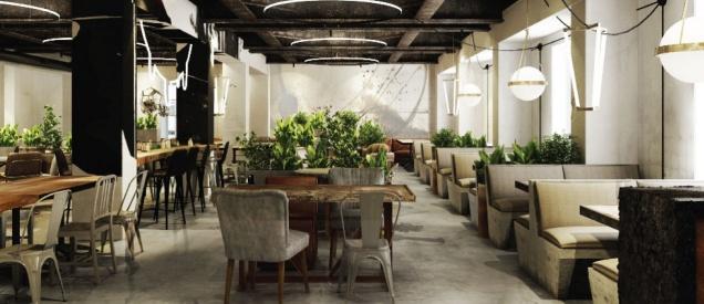 Novikov открывает два новых ресторана на Бадаевском заводе