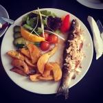 Хороша рыбка в Штолле