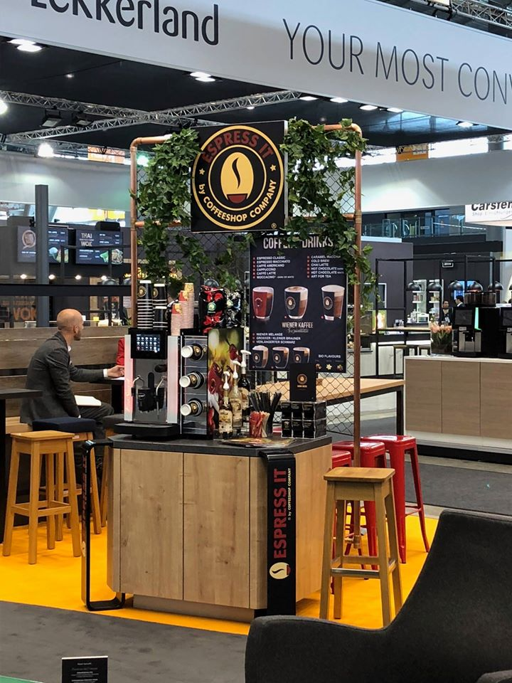 Coffeeshop запустит новую сеть кофеен с кофе навынос