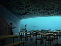 В Норвегии откроется первый в Европе поводный ресторан