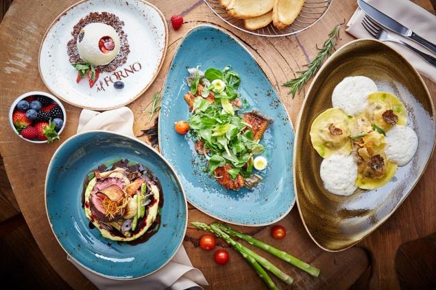 Что попробовать в ресторанах Москвы: морепродукты, черноморская рыба и оленина
