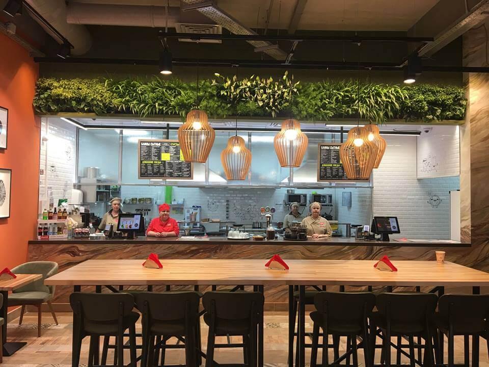 «Теремок» запустил ресторан нового формата