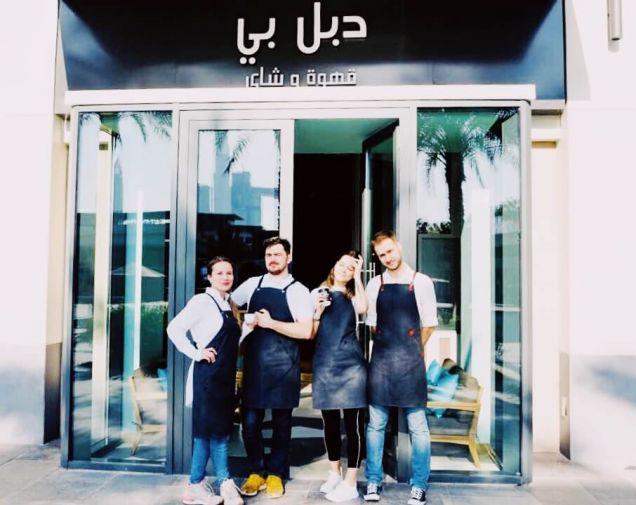 Сеть «Даблби» открыла первую кофейню в Дубае
