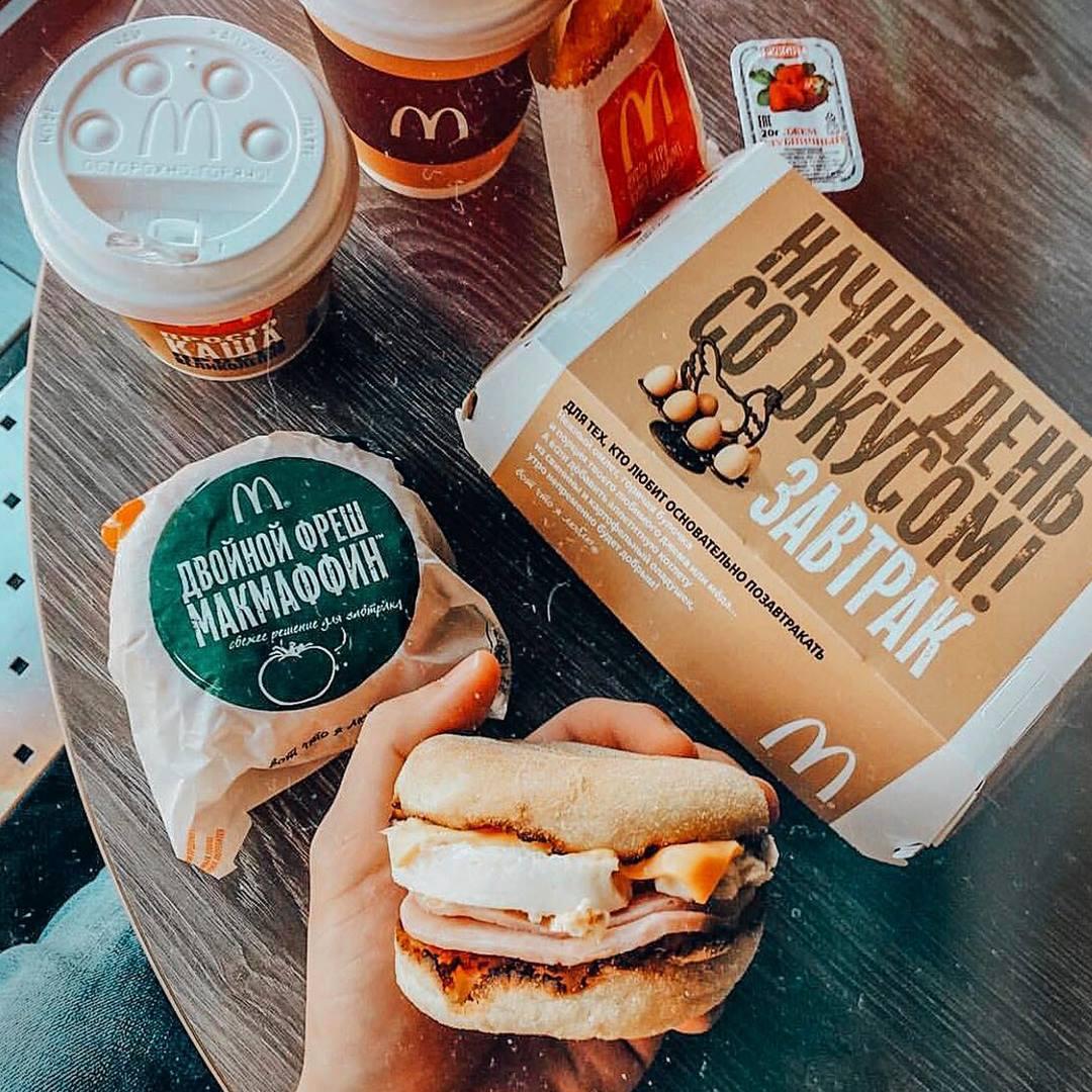 В отделениях «Сбербанка» может появиться «Макдоналдс»