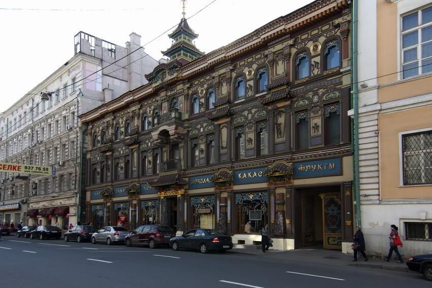 Московские улицы лидируют по количеству ресторанов