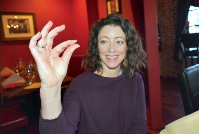 Американка нашла в ресторанной устрице редкую жемчужину