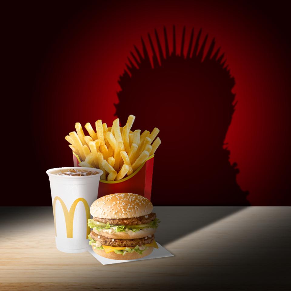 В России открылся первый Макдоналдс в формате dark kitchen