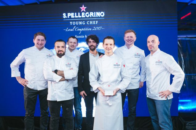Шеф-повар из Казани победил в региональном полуфинале конкурса S.Pellegrino Young Chef 2018