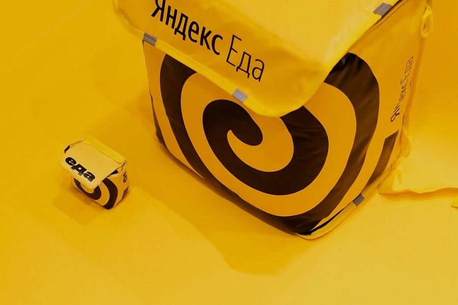 «Яндекс.Еда» выпустит собственную линию одежды