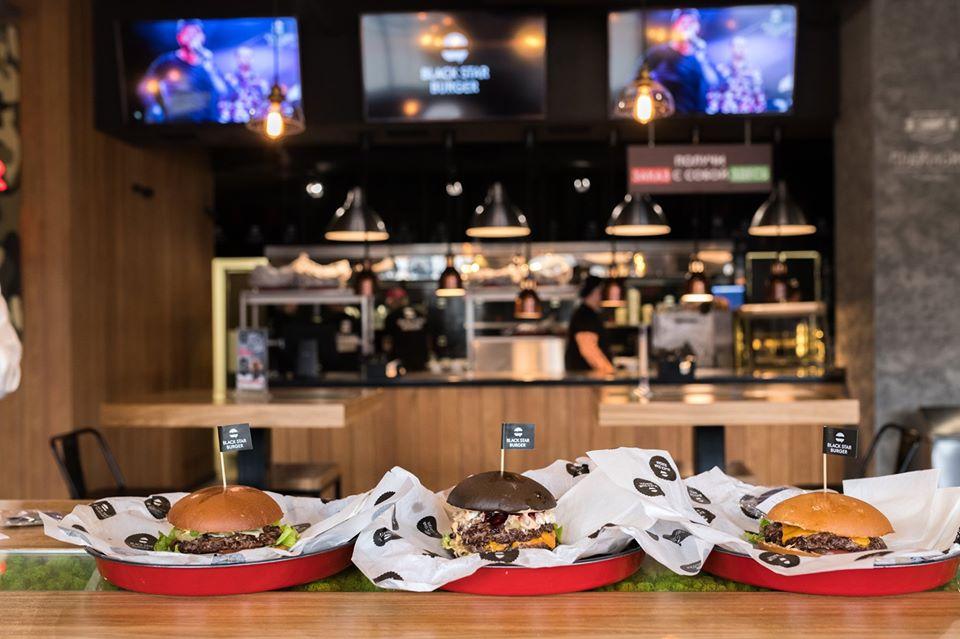 В ресторанах Black Star Burger появится система раздельного сбора мусора