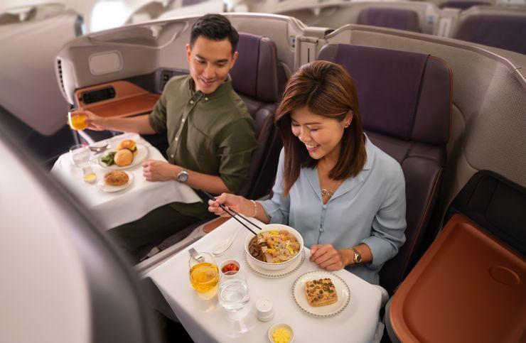 В Сингапуре решили делать рестораны из самолетов