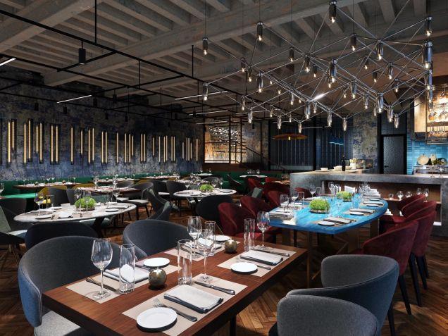 Ресторан 800 Contemporary Steak принимает оплату в криптовалюте