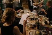 8 марта в ресторане