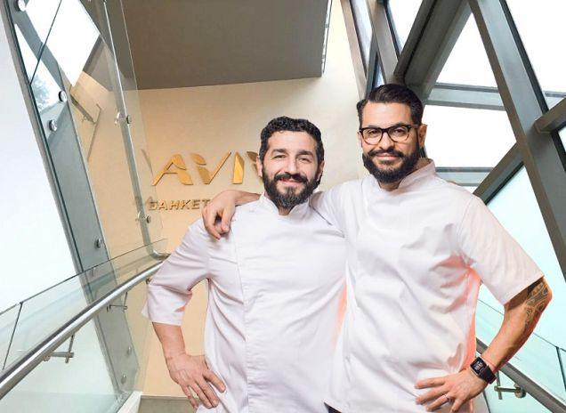 Уиллиам Ламберти и Бруно Марино открыли кошерную кулинарию с мясным и молочным меню