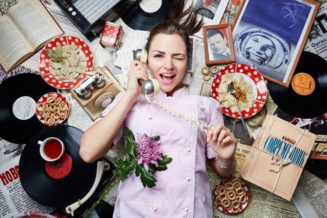 Алена Солодовиченко выпускает книгу «Мисс Вареничная»