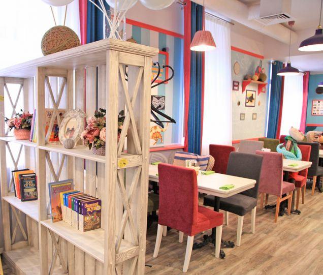«АндерСон» откроет десяток кафе в Санкт-Петербурге