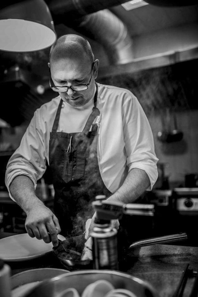 Гастроли победителя российского этапа Bocuse d'Or («Золотой Бокюз»), бренд-шефа ресторана «The Печь»  Андрея Матюхи
