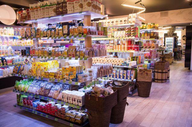 На Черемушкинском рынке открылся магазин органических продуктов «Биостория»