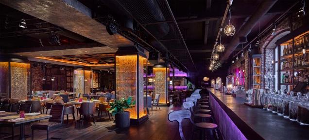 8 новых ресторанов ноября