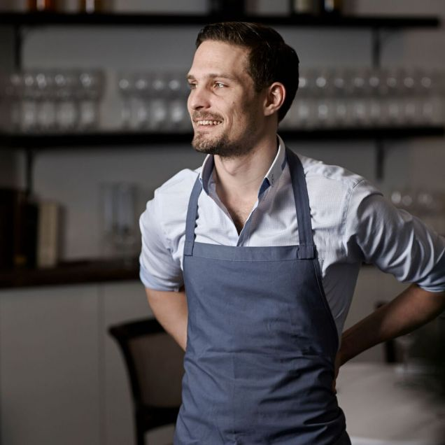 Jonathan Berntsen в гостях у ресторана «Фаренгейт»