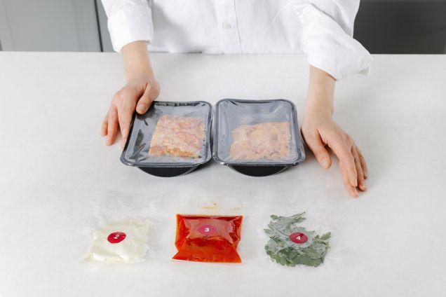 В Москве и области начинает работу сервис доставки еды Chef at Home